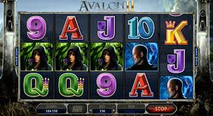 Microgaming's Avalon Video Slot Game