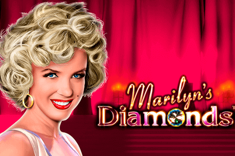 Marilyn's Diamonds Online Video Slot