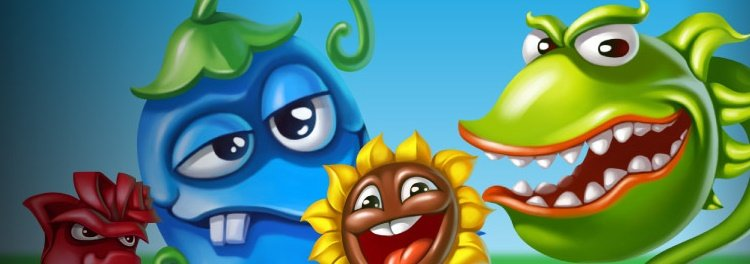 Latest Flowers Touch Online Mobile Slot Review