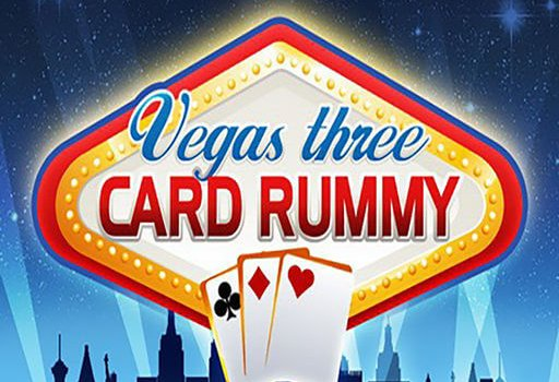 Mobile Vegas Three Card Rummy Overview