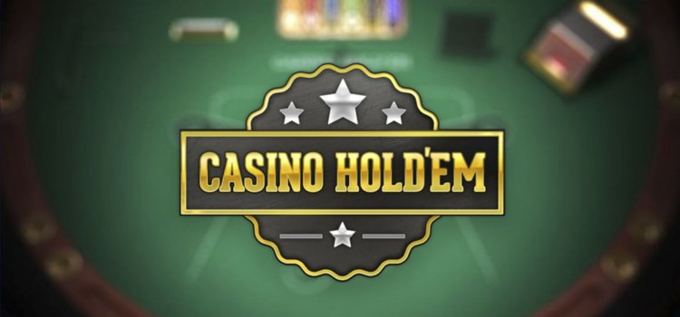 How To Play Casino Hold 'em Poker Game Similar To Other Poker Games