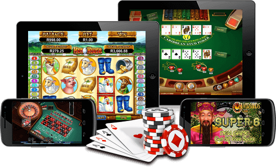 Playing Canadian Casino Games For Mobile