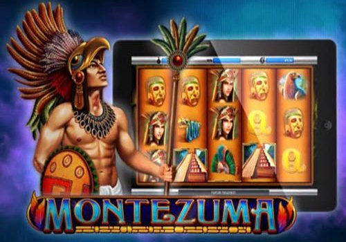 Montezuma Slot Game Set in The Amazon Jungle