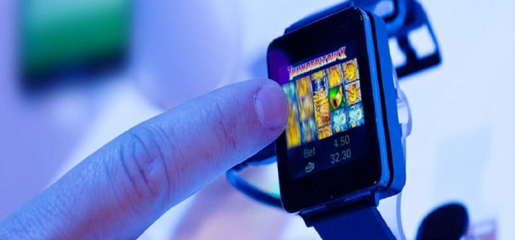 Let's Take a Look at Latest Smartwatch Casino Gaming