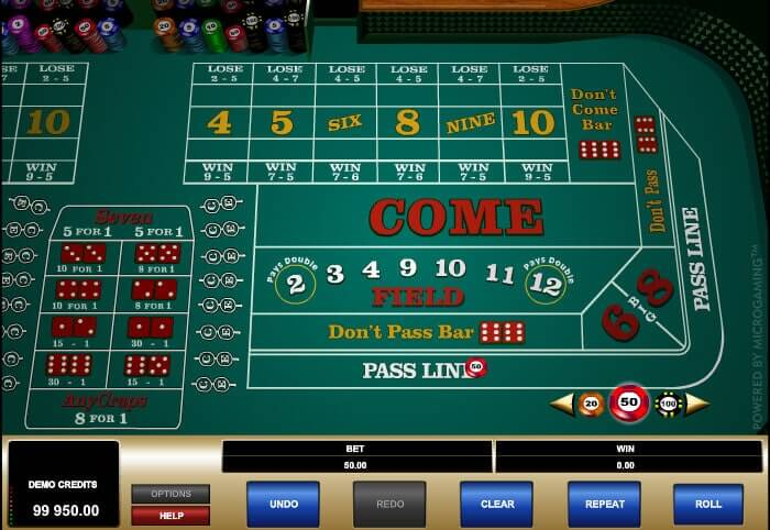 House edge on craps bets sport spread betting explained