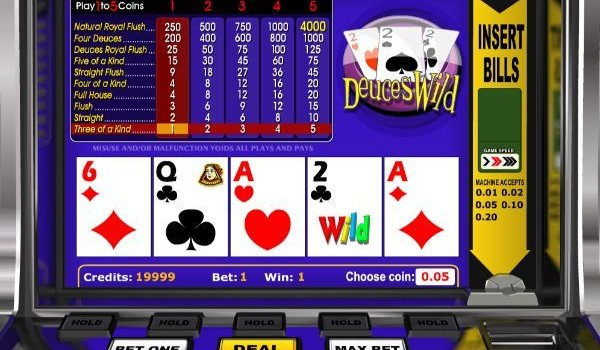The Popularity of Video Poker Explained